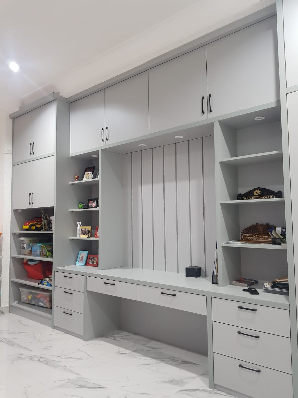 Project Belia Kitchen Set - Lemari Serbaguna - Pondok Indah - Ibu Tyaimage00001