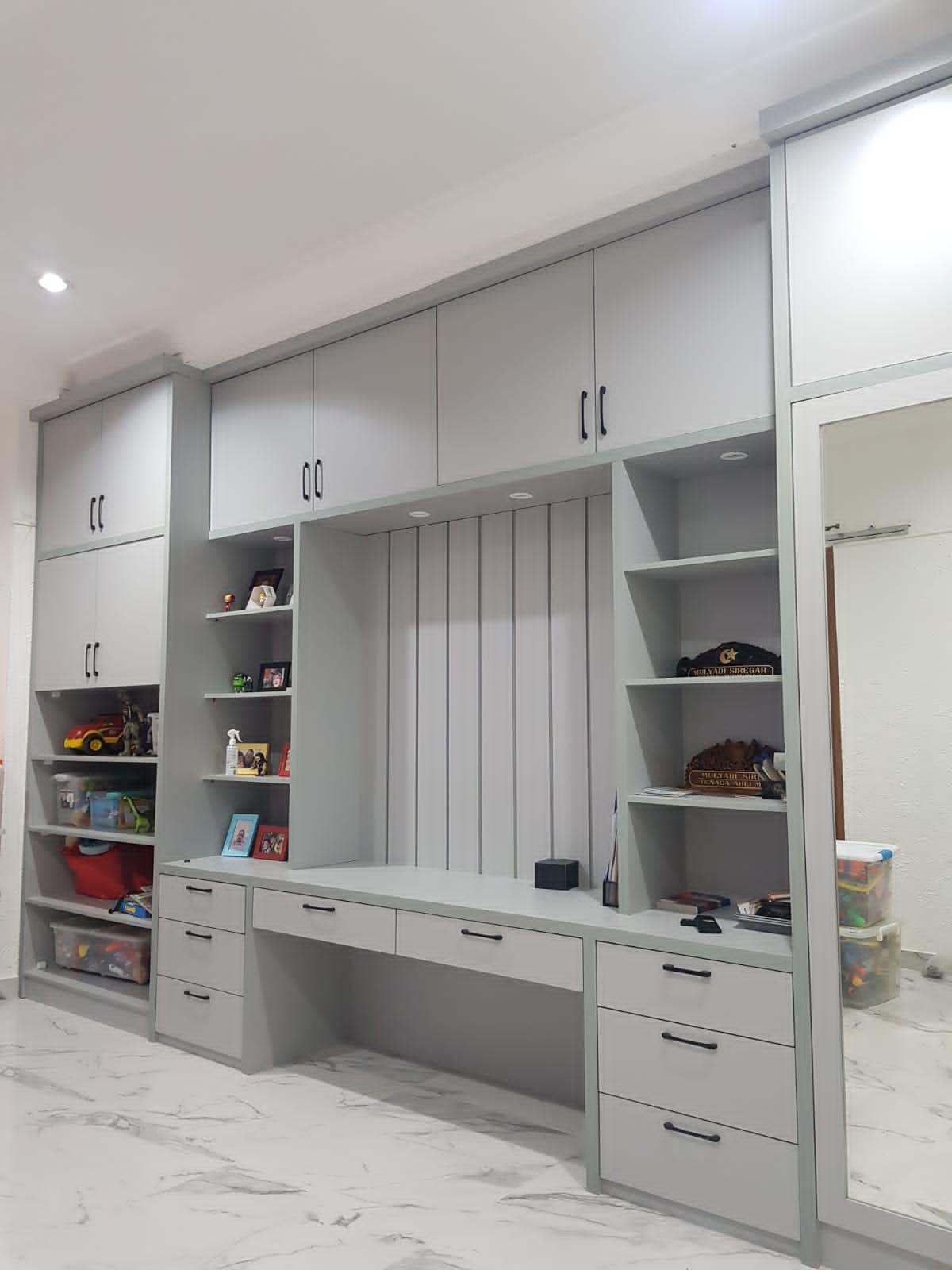 Project Belia Kitchen Set - Lemari Serbaguna - Pondok Indah - Ibu Tyaimage00002