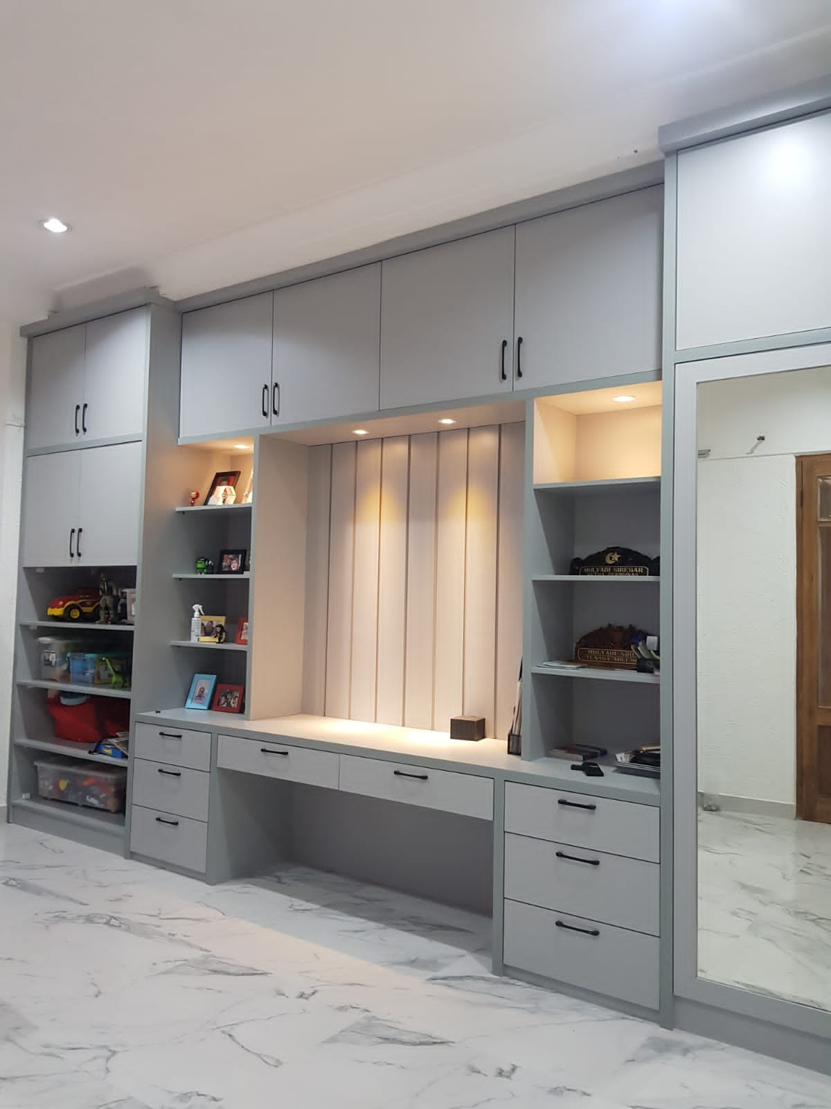 Project Belia Kitchen Set - Lemari Serbaguna - Pondok Indah - Ibu Tyaimage00003