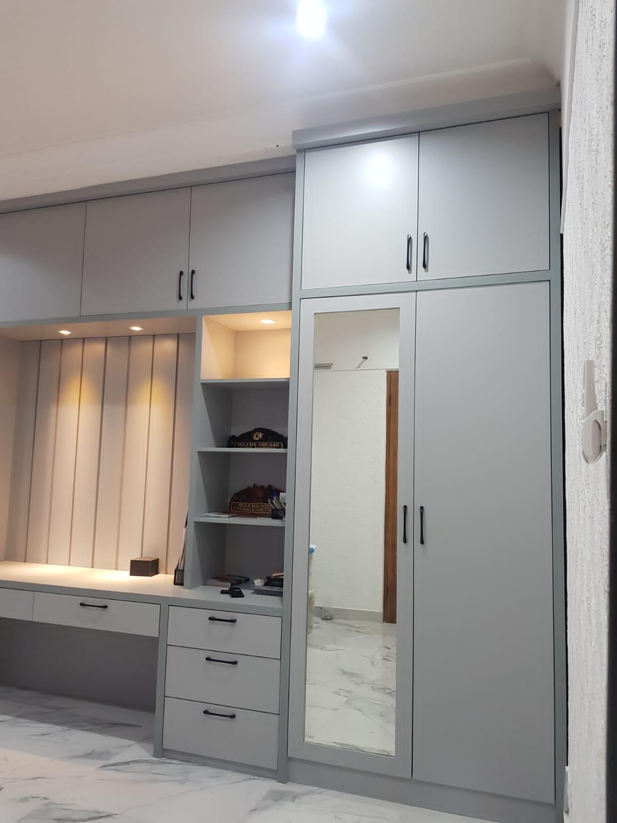 Project Belia Kitchen Set - Lemari Serbaguna - Pondok Indah - Ibu Tyaimage00004