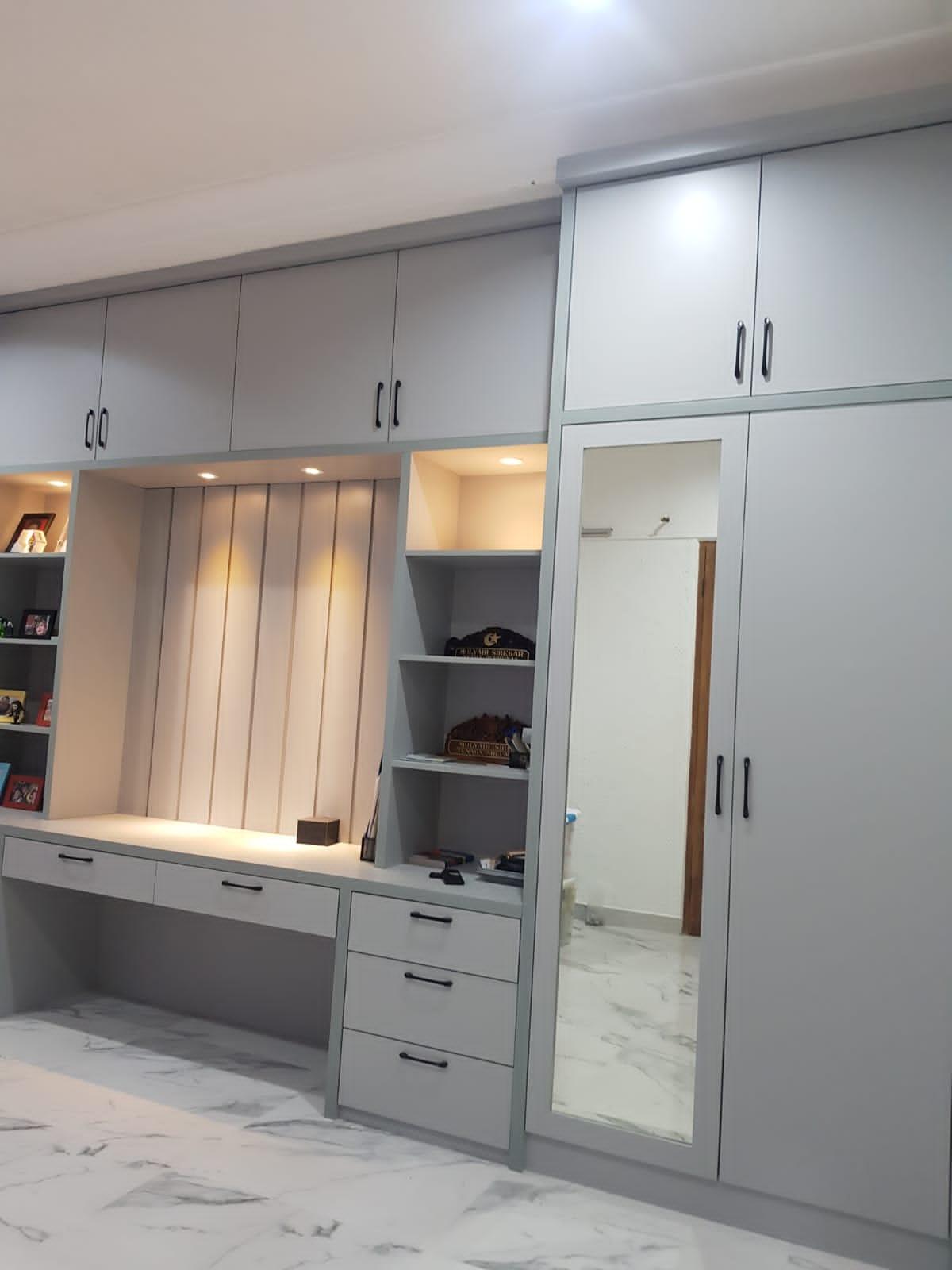 Project Belia Kitchen Set - Lemari Serbaguna - Pondok Indah - Ibu Tyaimage00005