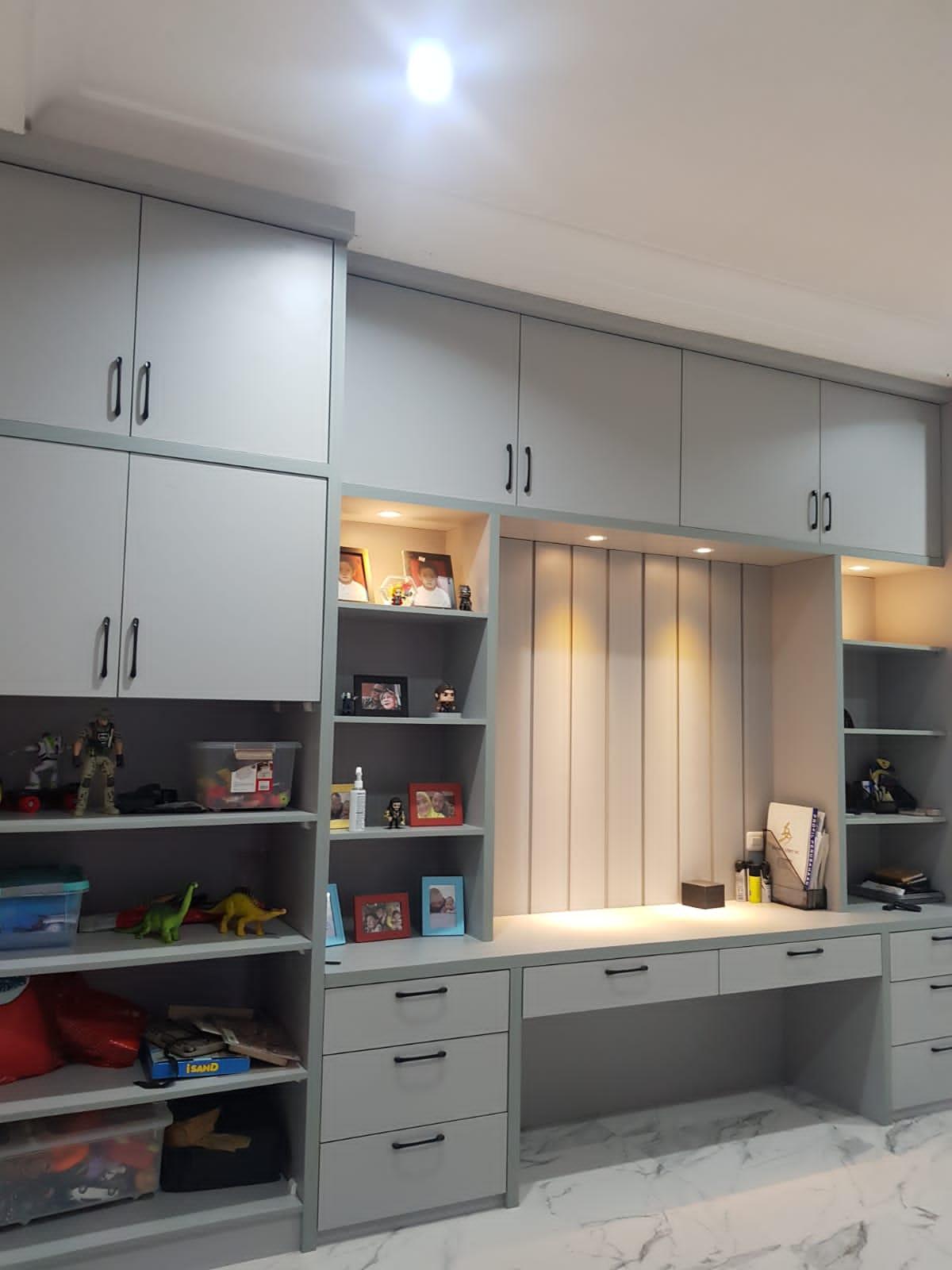 Project Belia Kitchen Set - Lemari Serbaguna - Pondok Indah - Ibu Tyaimage00006