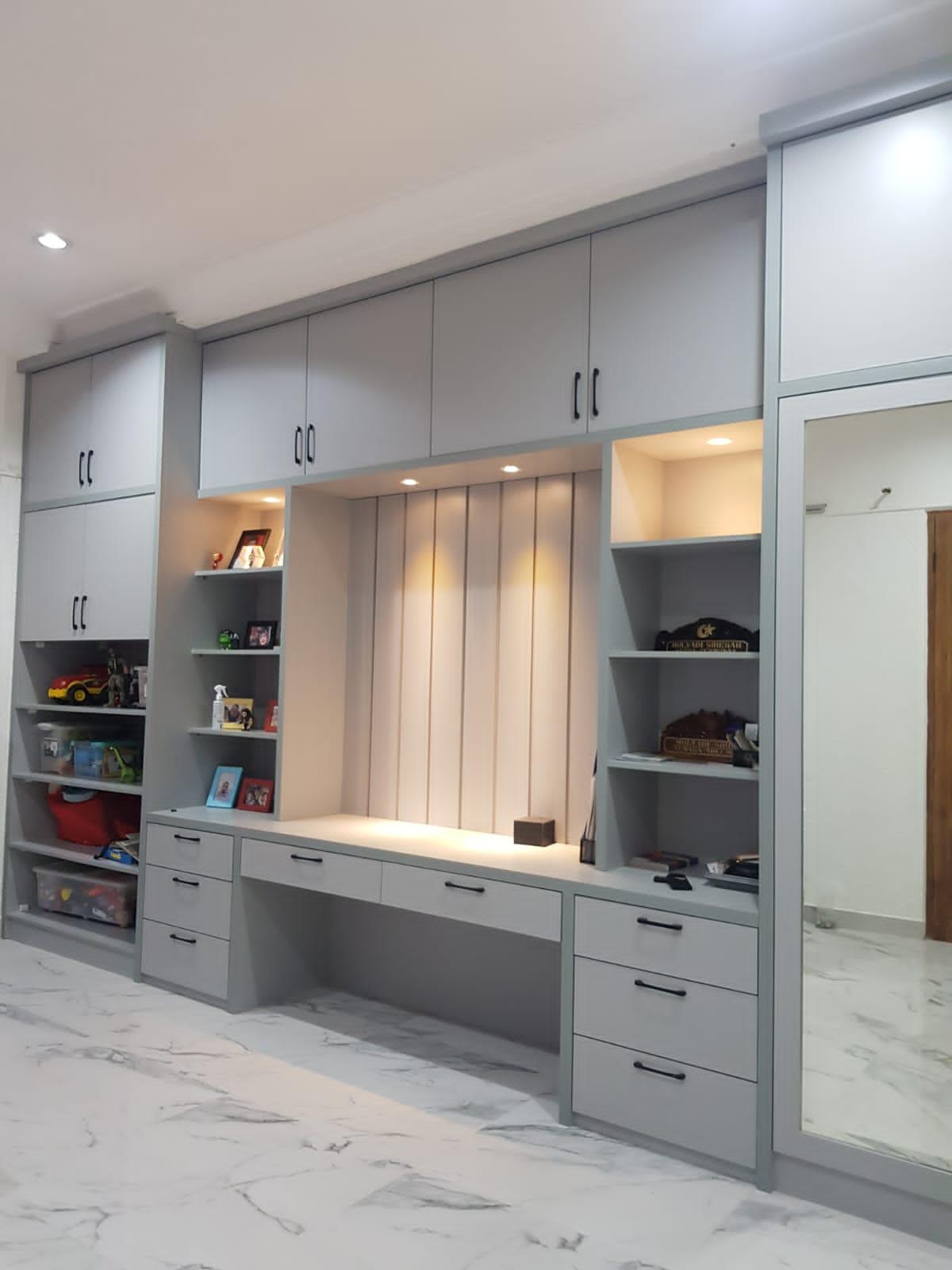 Project Belia Kitchen Set - Lemari Serbaguna - Pondok Indah - Ibu Tyaimage00007