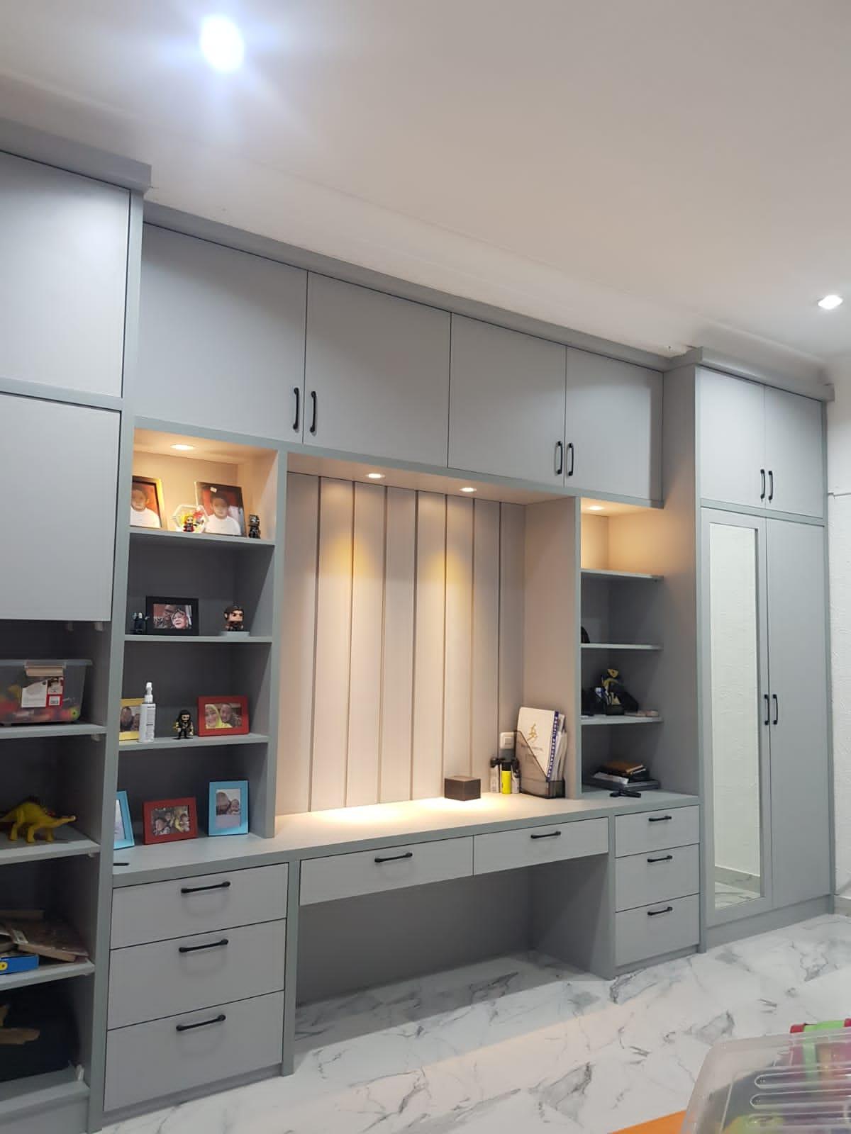 Project Belia Kitchen Set - Lemari Serbaguna - Pondok Indah - Ibu Tyaimage00008