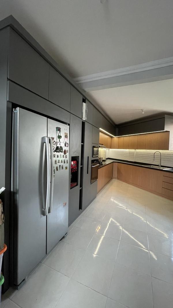 Project Belia Kitchen Set - Dapur Minimalist Custom - Duta Bintaro - Mr. Agus1