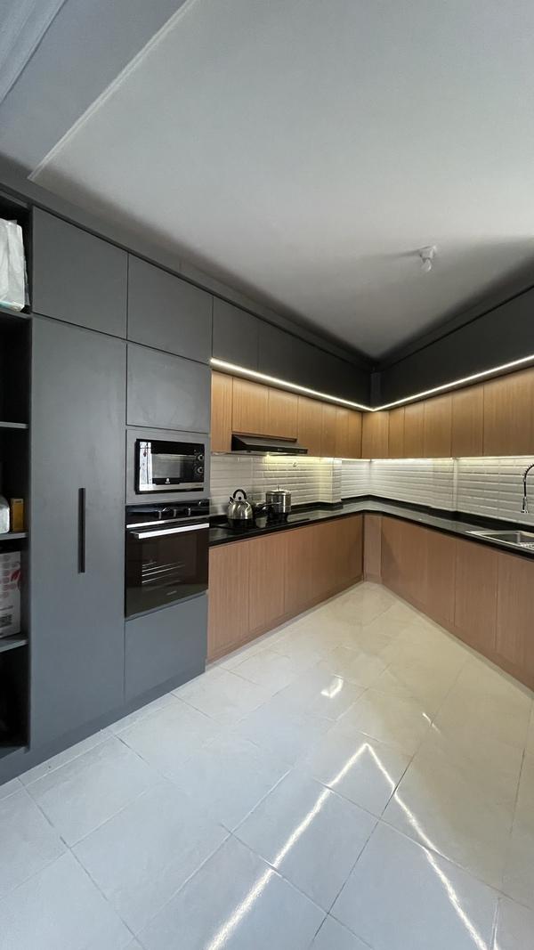 Project Belia Kitchen Set - Dapur Minimalist Custom - Duta Bintaro - Mr. Agus5